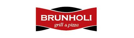Logo Empresa: Brunholi Grill & Pizza