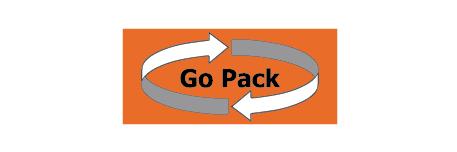 Logo Empresa: GoPack