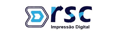 Logo Empresa: RSC Impressão Digital
