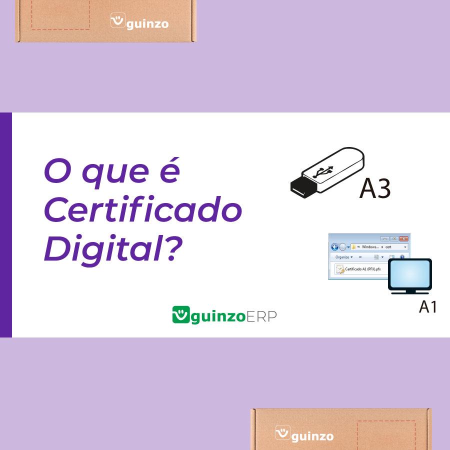 Imagem: O que é Certificado Digital?