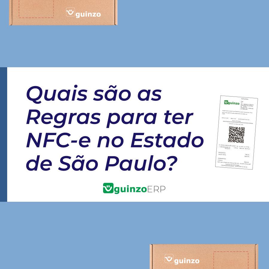 Imagem: Quais são as regras para ter NFC-e no Estado de São Paulo?