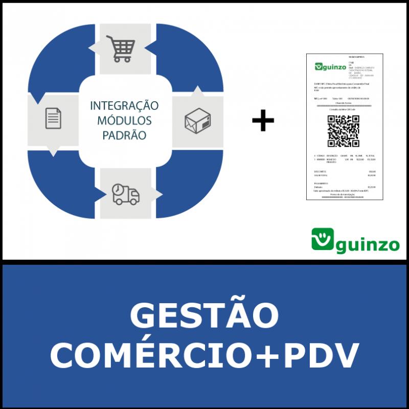 Produto ERP Empresarial + PDV