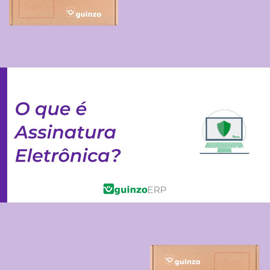 Imagem: Assinatura Eletrônica