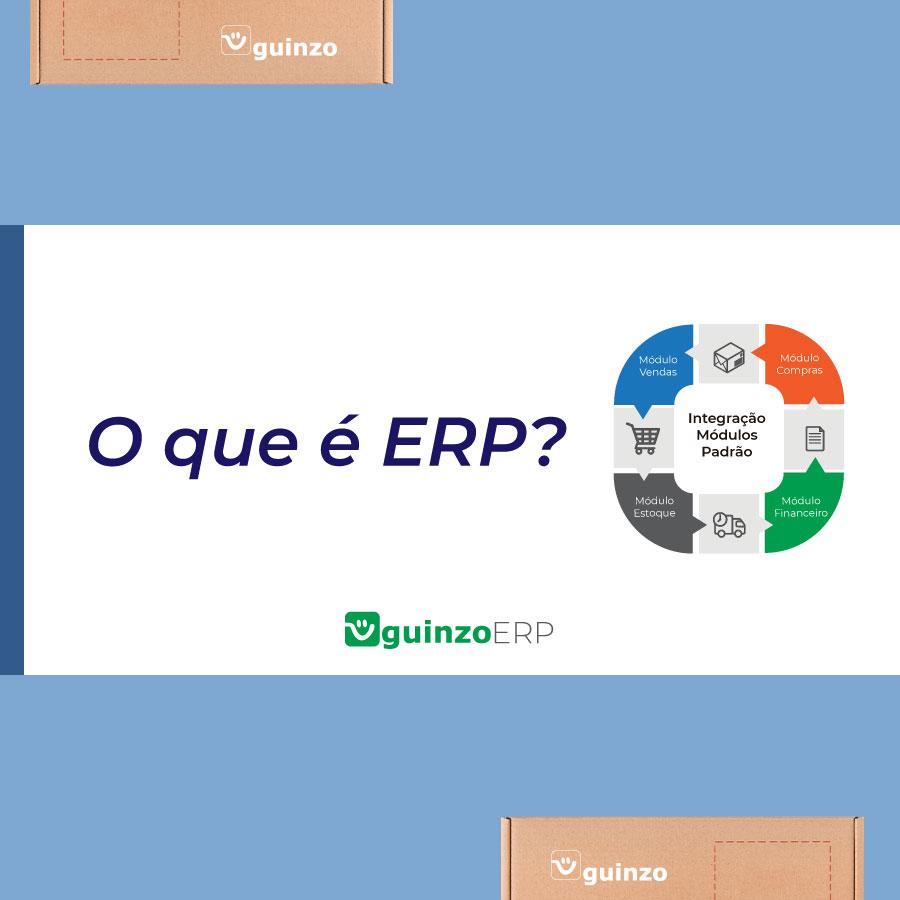 Imagem: O que é ERP?
