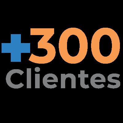 Ícone +300 Clientes