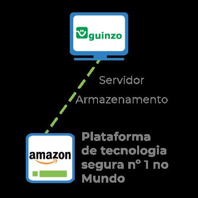 Ícone Servidor Amazon