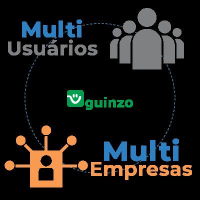 Ícone MultiUsuário e MultiEmpresa
