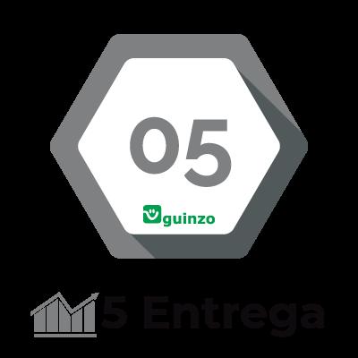 Fluxograma para desenvolvimento de novo componente no sistema guinzo: Passo 5