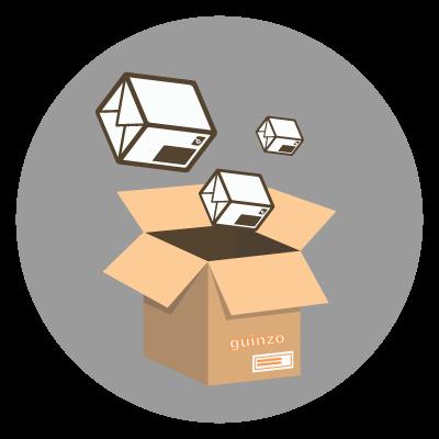 Icone Estoque: Montagem Kits