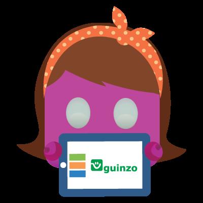 Mascote Guinzo Comercial