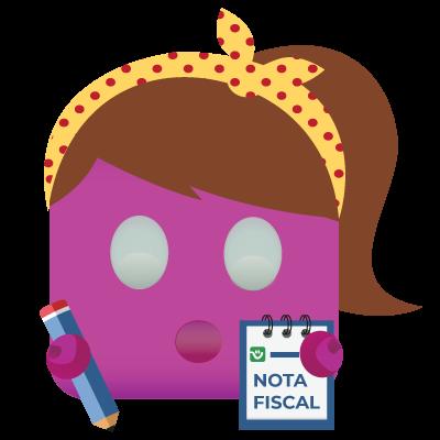 Mascote Guinzo Módulo Fiscal