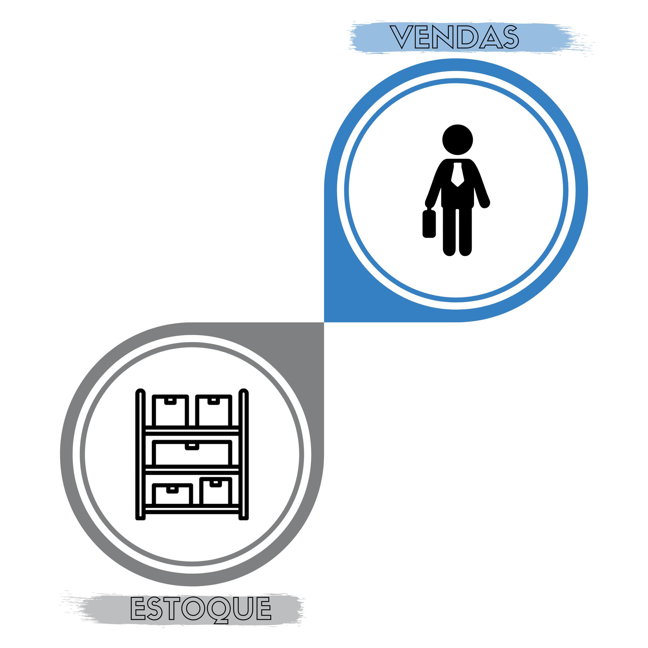 Sistema ERP Compacto Guinzo - Módulos Integrados Vendas e Estoque